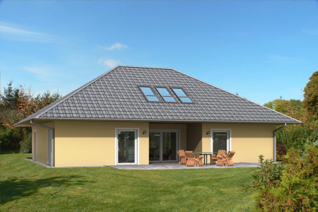 Haus Sanda (35°-Version)