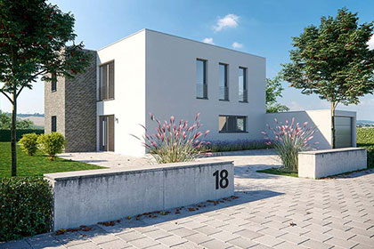 Architektenhaus/Bauhaus