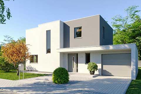 Einfamilienhäuser - Febro Massivhaus